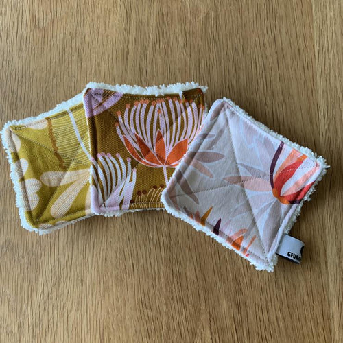 Make Up Wipes, Re-usable - Cotton