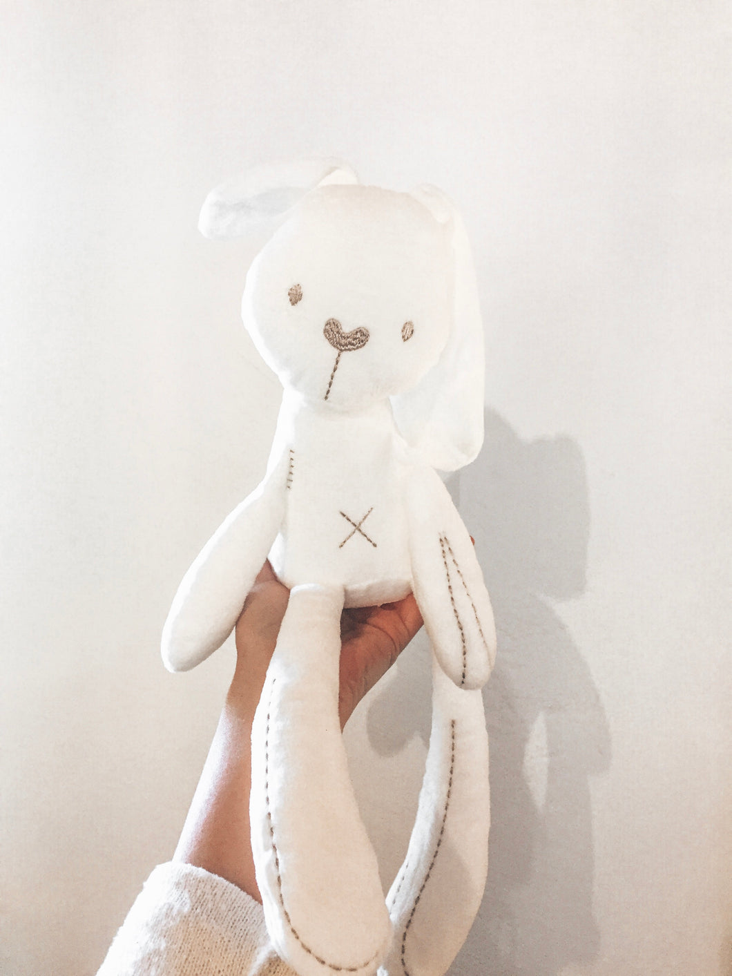 Imperfect Bunny Toy