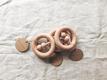 Baby Wooden Teether