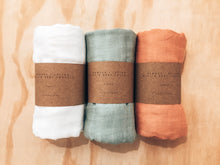 Bamboo / Cotton Swaddle