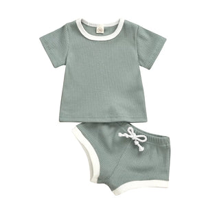 Baby Ribbed Sets