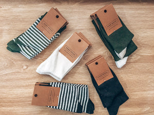 Hemp / Cotton Socks