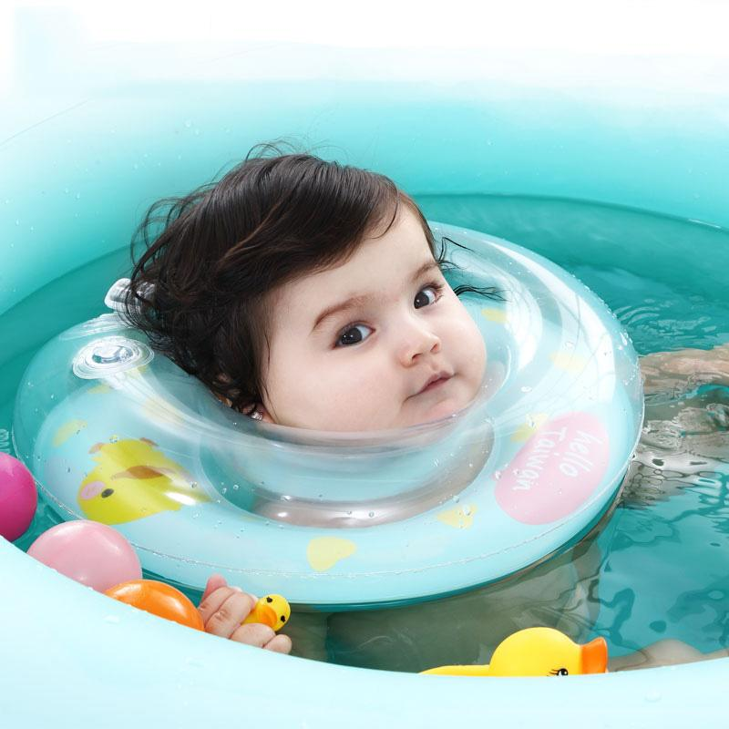 Baby Neck Float Ring - Water Babies Closet