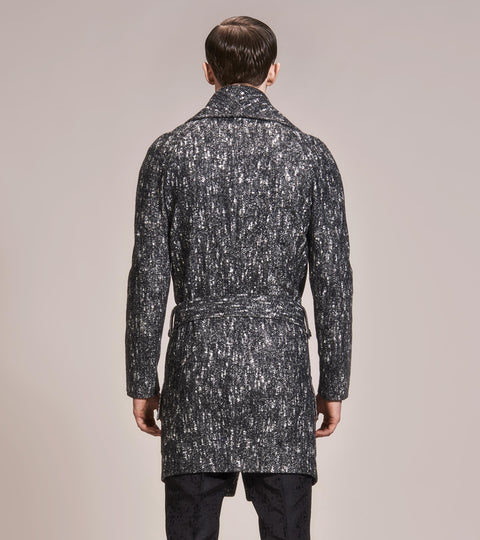 OPSUNDBAY - MENS ALPACA WOOL COAT