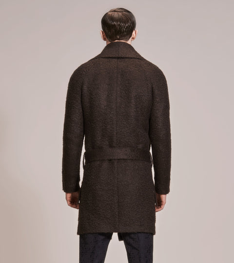 OPSUNDBAY - MENS MOHAIR WOOL COAT