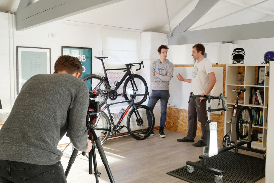 Speed Vs Stability - GCN at The Bicycle Academy