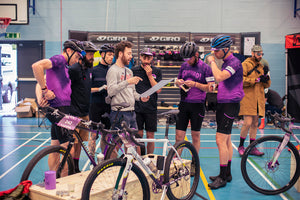 The Bicycle Academy at Grinduro Scotland 2019