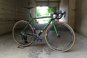 Simon's Bentley inspired Road bike