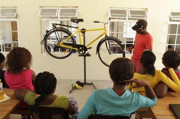 Make a bike, make a difference