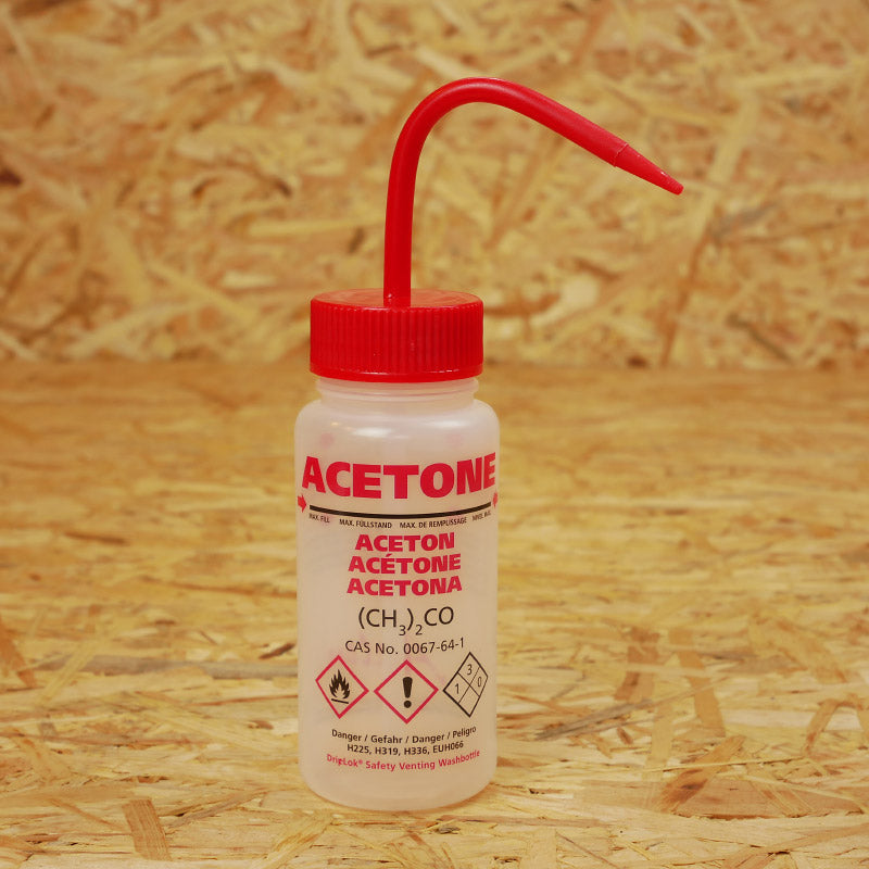 Acetone Safety Dispenser Bottle