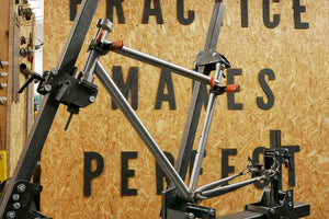 5 Day Bespoke Frame Building Course