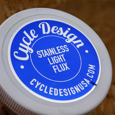 Cycle Design Stainless Light Flux