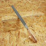 File - 10 inch - Half Round - Second Cut