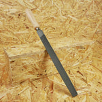 File - 12 inch - Half Round - Second Cut