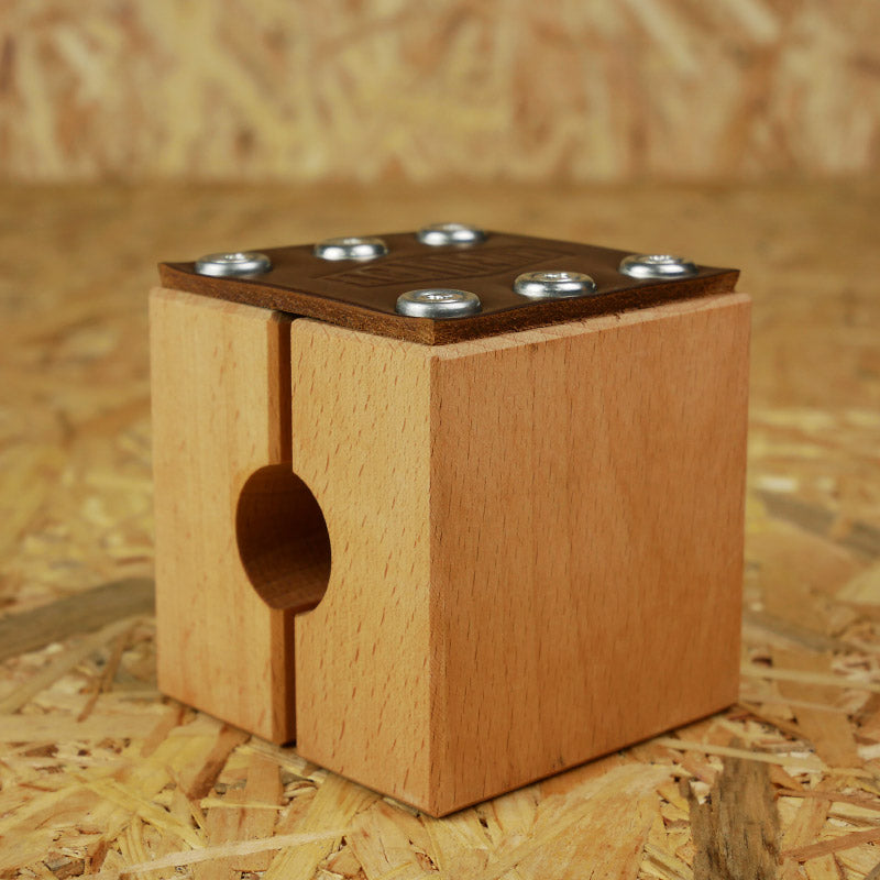 Academy Tools - Wooden Tube Block Set