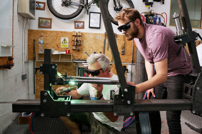 7 Day Bespoke Frame Building Course