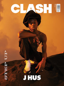 Clash Issue 107 J Hus