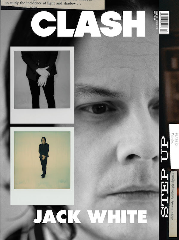 Clash Issue 107 Jack White