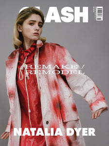Clash Issue 106 Natalia Dyer