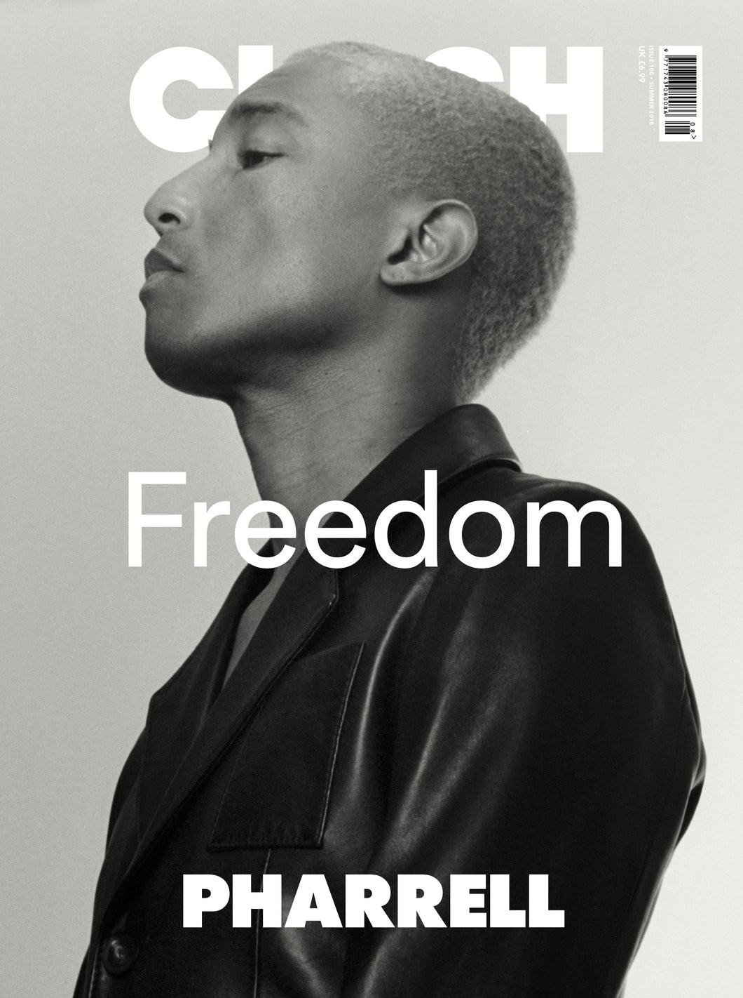 Clash Issue 108 Pharrell