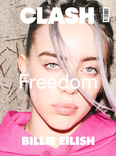 Clash Issue 108 Billie Eilish