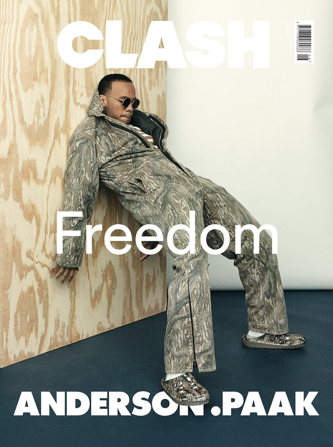 Clash Issue 108 Anderson .Paak