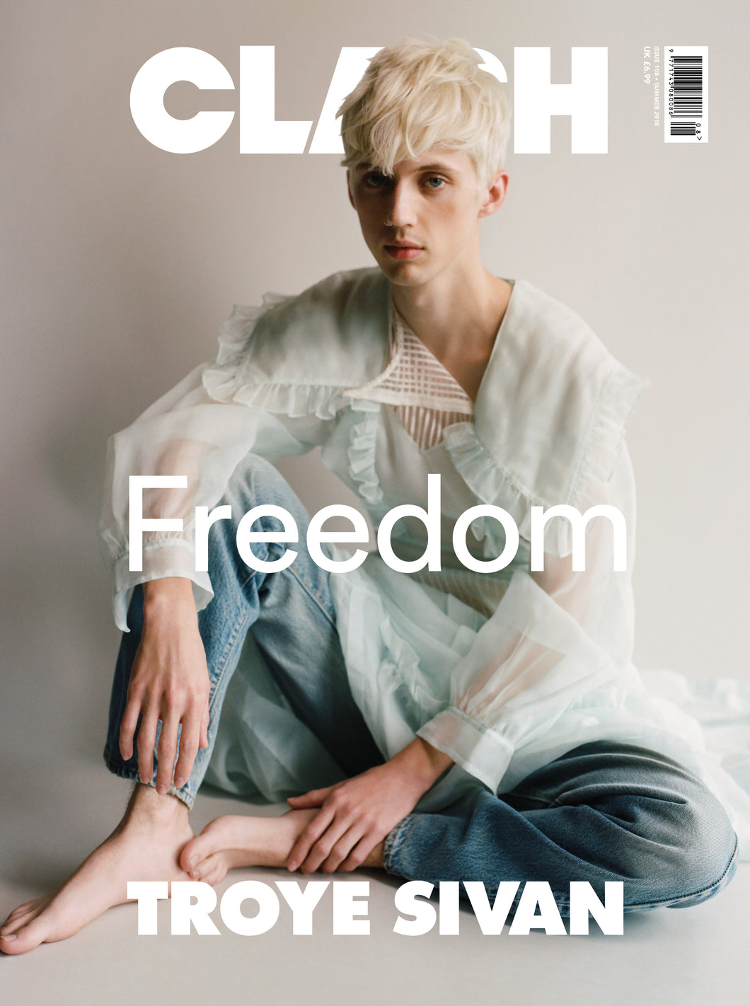 Clash Issue 108 Troye Sivan