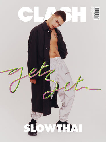 Clash Issue 110 slowthai