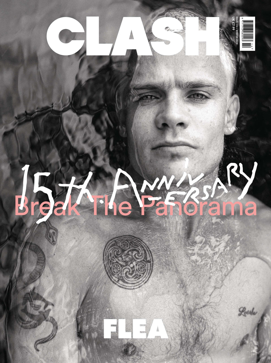 Issue 114 Flea