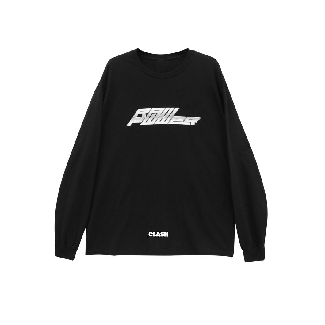 Clash 'Raw Power' Long Sleeve T-Shirt
