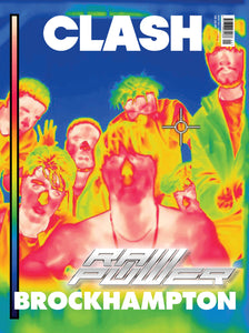 Clash Issue 109 Brockhampton