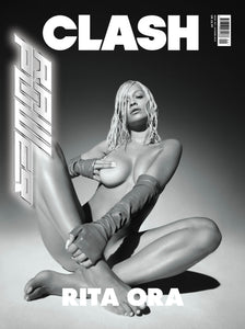 Clash Issue 109 Rita Ora