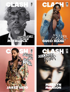 Clash Issue 105 The Collectors Pack