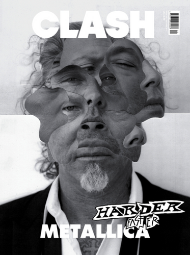 Clash Issue 105 Metallica