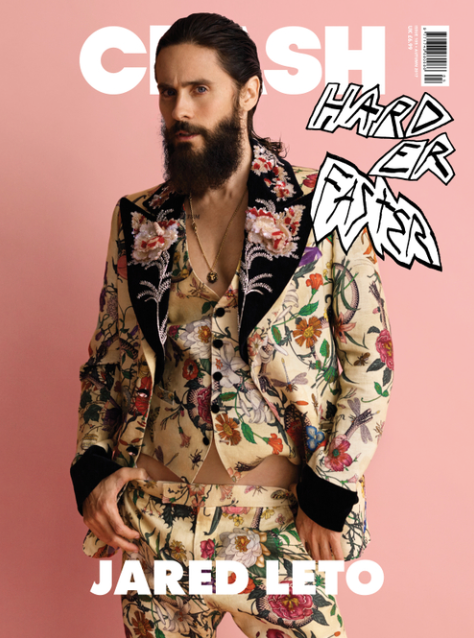 Clash Issue 105 Jared Leto