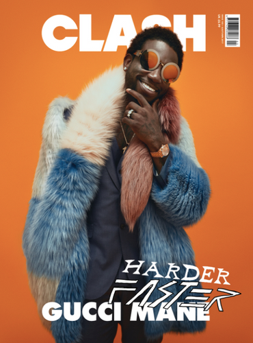 Clash Issue 105 Gucci Mane