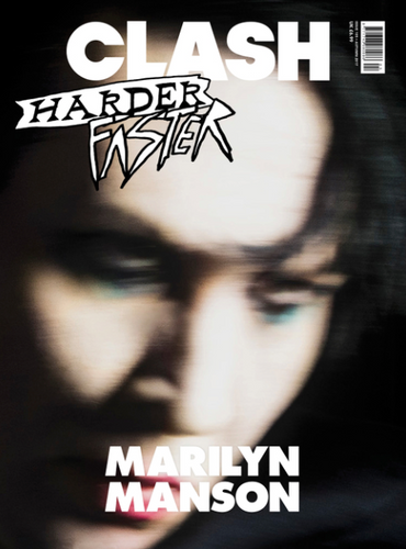 Clash Issue 105 Marilyn Manson
