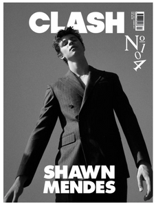 Clash Issue 104 Shawn Mendes