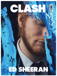 Clash Issue 103 Ed Sheeran