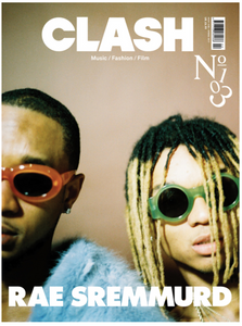Clash Issue 103 Rae Sremmurd