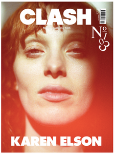 Clash Issue 103 Karen Elson