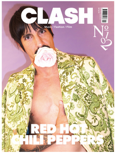 Clash Issue 102 Red Hot Chili Peppers