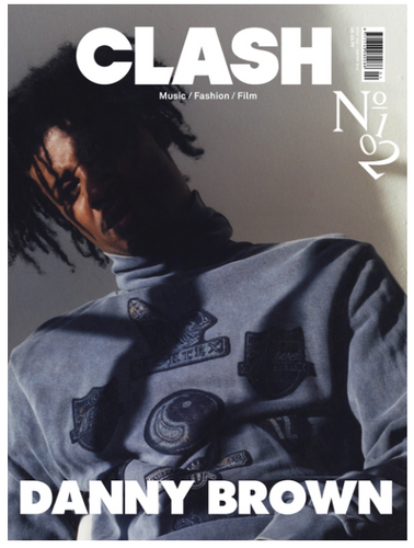 Clash Issue 102 Danny Brown