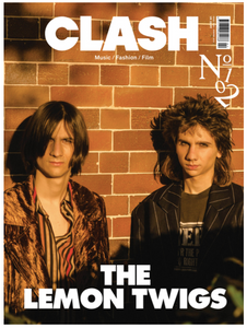 Clash Issue 102 The Lemon Twigs