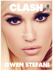 Clash Issue 101 Gwen Stefani
