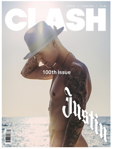 Clash Issue 100 Bieber