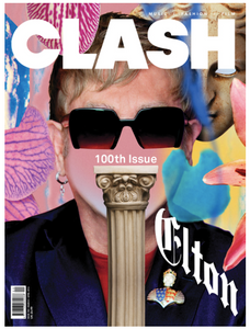 Clash Issue 100 Elton