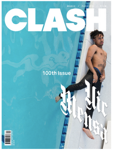 Clash Issue 100 Vic Mensa