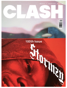 Clash Issue 100 Stormzy