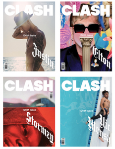 Clash Issue 100 The Collectors Pack